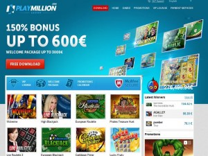 playmillion casino Testbericht